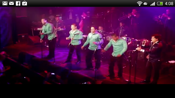 Salsa Colombiana - screenshot