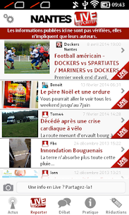 Nantes Live - screenshot thumbnail