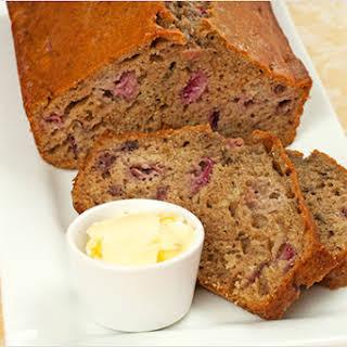 Strawberry-Banana Quick Bread.