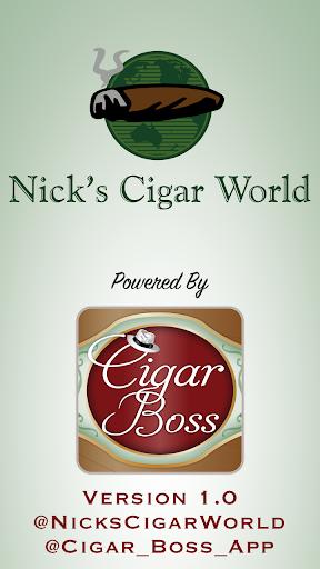 Nick's Cigar World