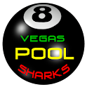 Vegas Pool Sharks Lite logo