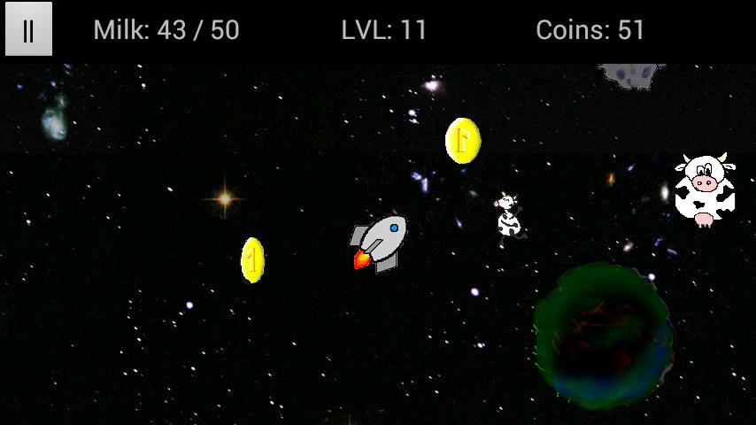 Space Cowboy - screenshot