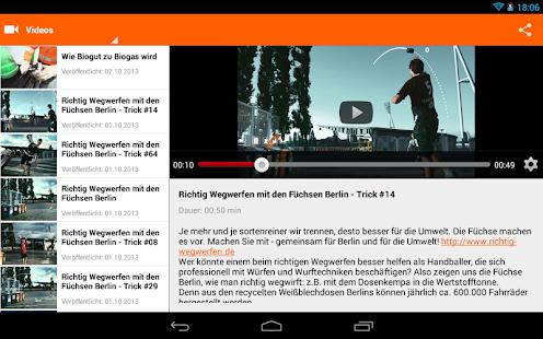 Abfall-App | BSR Screenshot 36