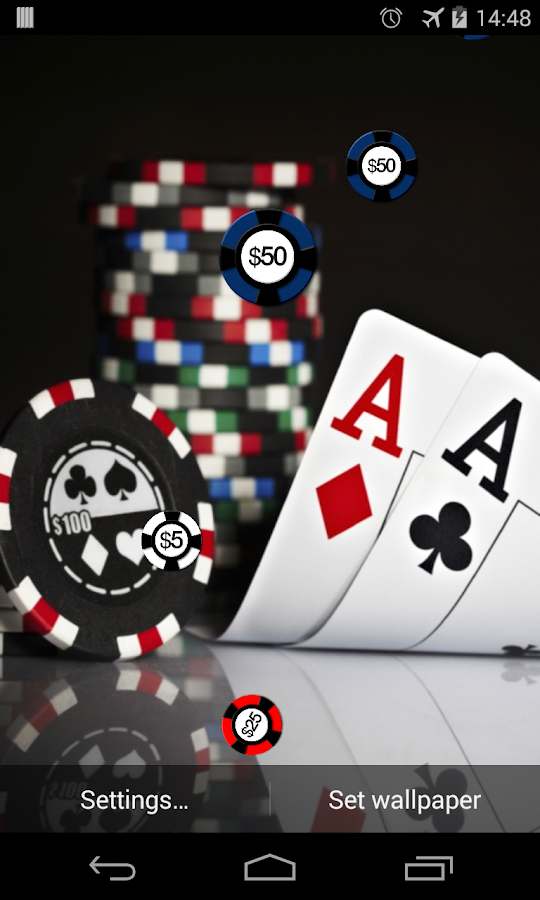 Poker Live Wallpaper Android Apps On Google Play