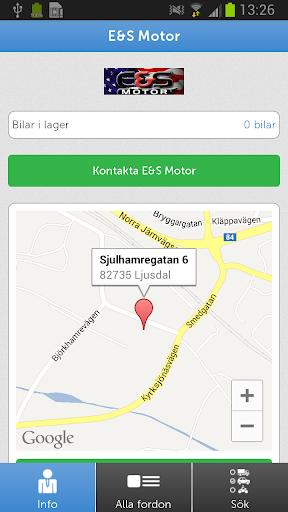 E S Motor