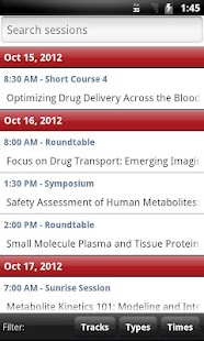 2012 AAPS Annual Meeting - screenshot thumbnail