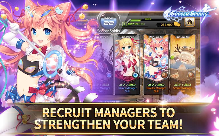 android Soccer Spirits Screenshot 18
