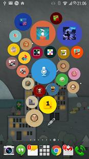 Bubble Cloud Widgets + Wear - screenshot thumbnail