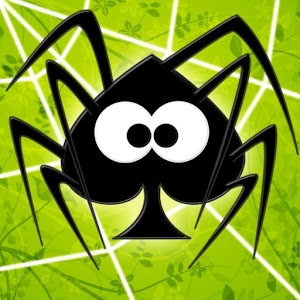 Spider Solitaire (Web rules) for PC and MAC