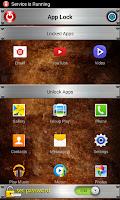 Screenshot of App Locker