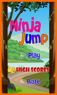 Spider Ninja Jump HD