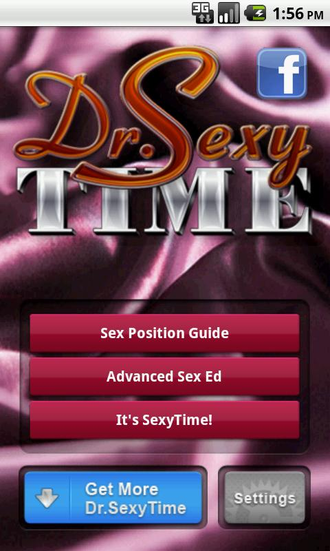Dr SexyTime Advanced Sex Guide - screenshot