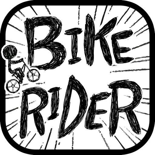 Bike Rider - Crazy BMX Racing 賽車遊戲 LOGO-玩APPs