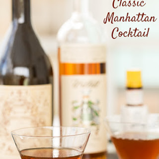 The Manhattan – It's a Classic For a Reason | Tipsy Tuesday