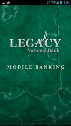 Legacy National Bank ELegacy