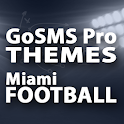 GoSMS Miami Football Theme