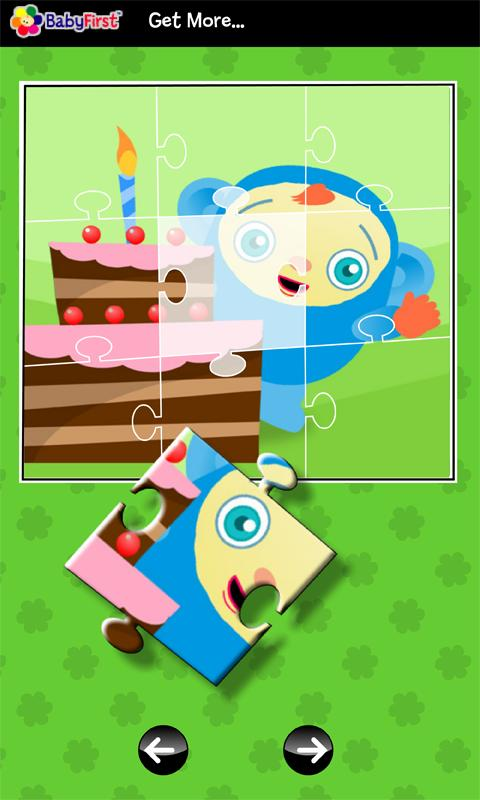 Puzzles – by BabyFirst - screenshot