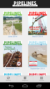 Pipelines International- screenshot thumbnail