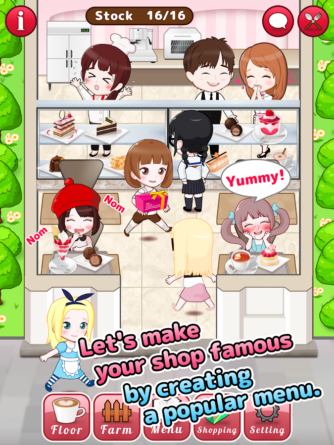My Cafe Story2 -ChocolateShop-- screenshot