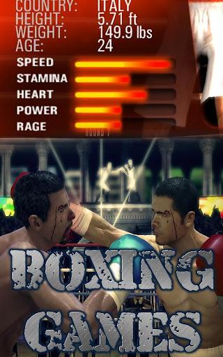 一拳拳擊遊戲
