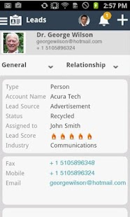 ConvergeHub CRM- screenshot thumbnail