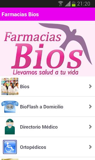 Farmacias Bios