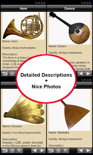 Music Instruments Bible