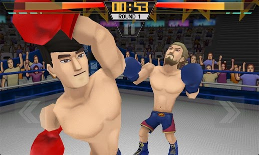 Super Boxing: City  Fighter- screenshot thumbnail