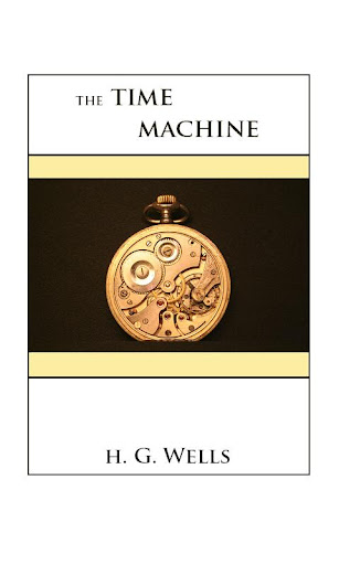 The Time Machine by HG Wells