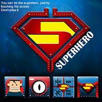 Super Hero GO Launcher Theme v1.0