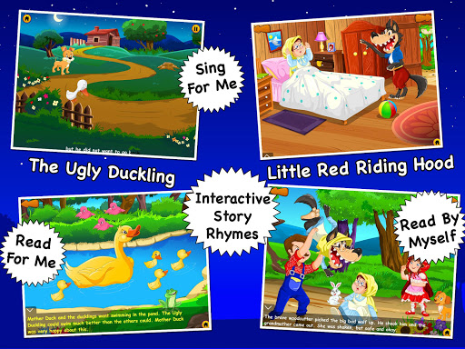Story Rhymes For Kids