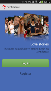 Sentimente - dating new people- screenshot thumbnail