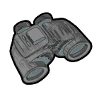 Binoculars Simulation icon