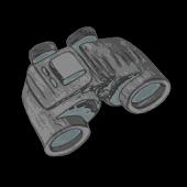 Binoculars Simulation
