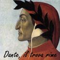 Dante, il trova rime icon