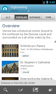 Vienna Travel Guide - screenshot thumbnail