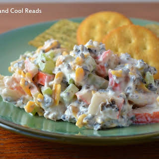 Shrimp and Crab Dip.