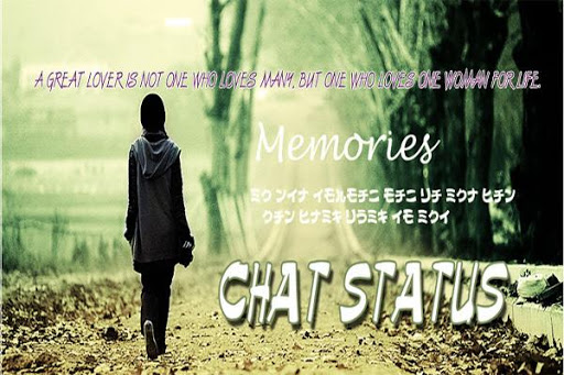 Chat with Status and Quotes