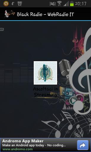 Black Radio - WebRadio IT