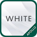 Apollo White - Theme icon