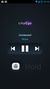 CityGlo Music Player Trial - screenshot thumbnail