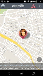 GPS tracking - screenshot thumbnail