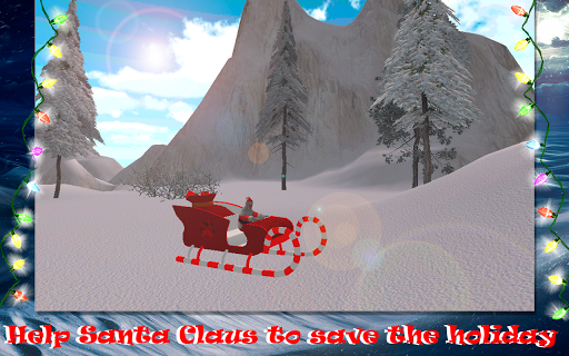 Sleigh Of Santa Claus 2015