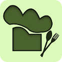 My RecipeBook - manage recipes icon