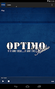 Optimo Radio screenshot 9