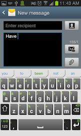 iKnowU Keyboard REACH FREE Screenshot 9