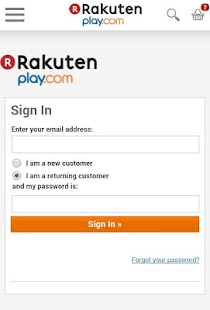 Rakuten Play.com - screenshot thumbnail
