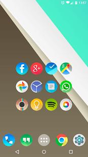 Aurora UI - Icon Pack - screenshot thumbnail