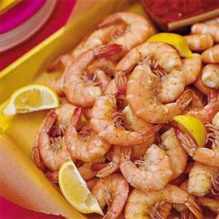 Steamed Shrimp With Vegetables Recipes.
