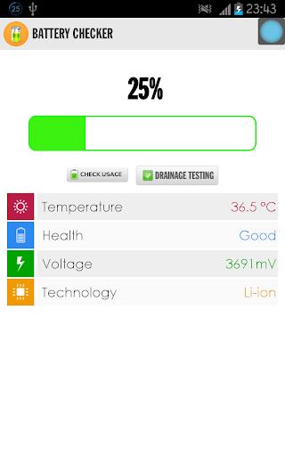 Battery Checker